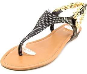 Thalia Sodi Lara Women Open Toe Synthetic Thong Sandal.