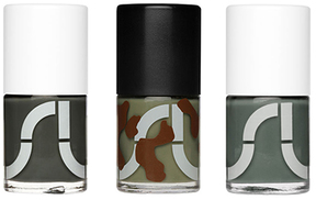 New Militia Nail Polish Collection