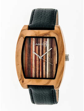Earth Wood Cedar Unisex Brown Bracelet Watch-Ethew4601
