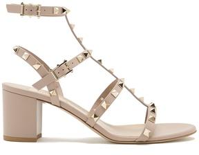 VALENTINO Rockstud leather sandals