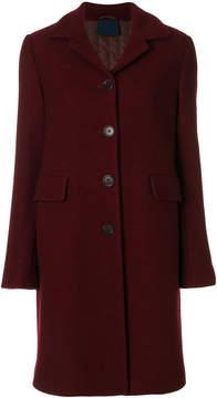 Aspesi single-breasted buttoned coat