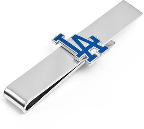 Ice LA Dodgers Tie Bar