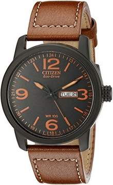 Citizen Eco-Drive BM8475-26E Black Dial Watch
