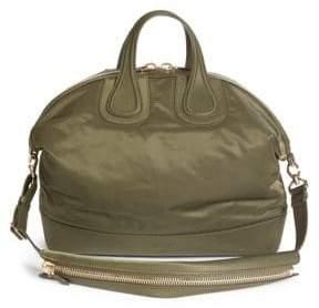 Givenchy Nightingale Leather Satchel