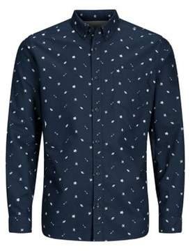 Jack and Jones Joe Cotton Button-Down Shirt