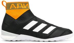 Gosha Rubchinskiy x Adidas side stripe sock-sneakers