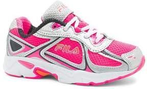 Fila Girls' Quadrix Running Shoe