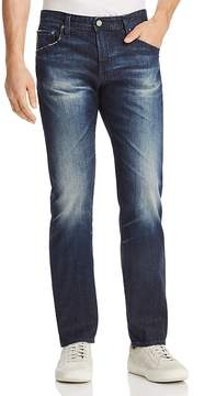 AG Jeans Matchbox Slim Fit Jeans in 3 Years Trentwood