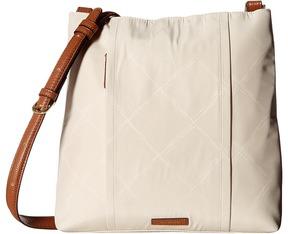 Vera Bradley Preppy Poly Molly Crossbody Cross Body Handbags - BANANA - STYLE
