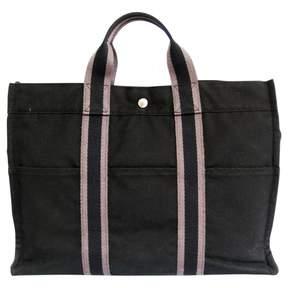 Hermes Garden Party Bag - BLACK - STYLE
