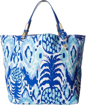 Lilly Pulitzer - Beach Bathers Reversible Tote Handbags