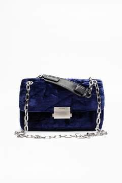 Zadig & Voltaire Ziggy Velvet Bag