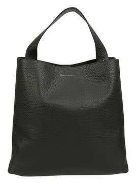 Orciani Logo Plaque Shopper Bag