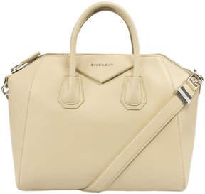 Givenchy Beige Leather Antigona Satchel