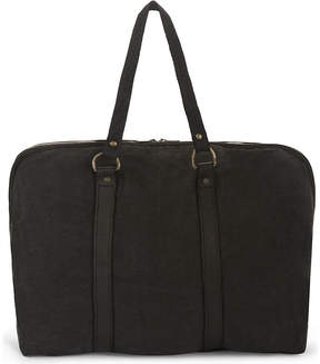Guidi Linen zip-around holdall