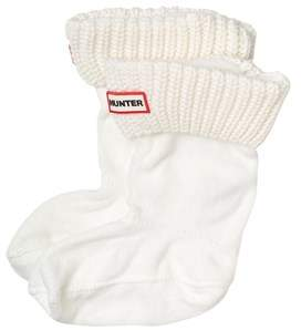 Hunter Half Cardigan Stitch Boot Sock