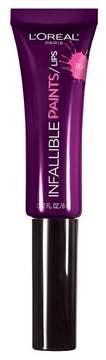 L'Oreal Infallible Lip Paints