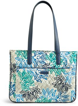 Vera Bradley Commuter Tote - HAVANA ROSE WITH BLACK - STYLE