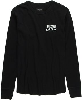 Brixton Woodburn Thermal Long-Sleeve Shirt