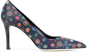 Paul Smith floral print pumps