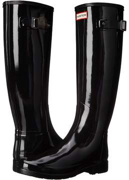 Hunter Original Refined Gloss Rain Boots Women's Rain Boots