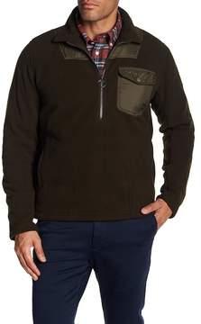 Barbour Farimond Zip Fleece Pullover