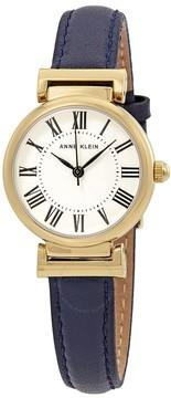 Anne Klein Cream Dial Ladies Watch