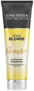 John Frieda Sheer Blonde® Go Blonder Lightening Shampoo - 8.3oz.
