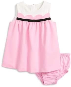 Kate Spade scalloped dress (Baby Girls)