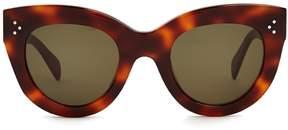 Celine Caty cat-eye acetate sunglasses