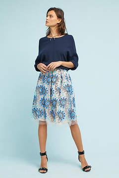 Eva Franco Solstice Tulle Skirt