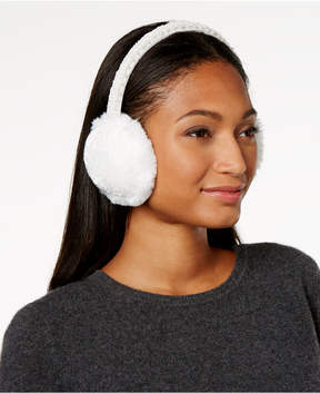 INC International Concepts Beaded Velvet Earmuffs, Created for Macy's
