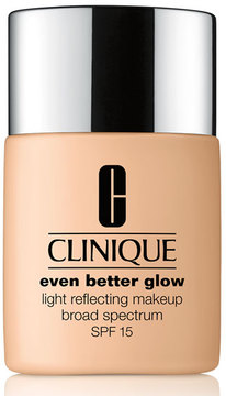 Clinique Even Better Glow Light Reflecting Makeup Broad Spectrum SPF 15, 1.0 oz./ 30 mL