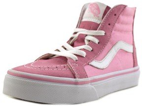 Vans Sk8-Hi Zip Youth US 12.5 Pink Sneakers