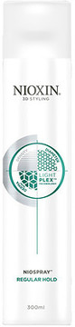 Nioxin Niospray Hairspray with Lightplex, Regular Hold
