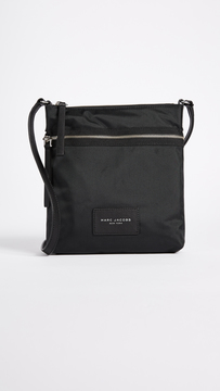 Marc Jacobs Nylon Biker Cross Body Bag