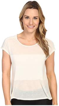 Asics Burnout Short Sleeve Top Women's Short Sleeve Pullover