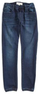 Tucker + Tate Boy's Stretch Denim Jogger Pants