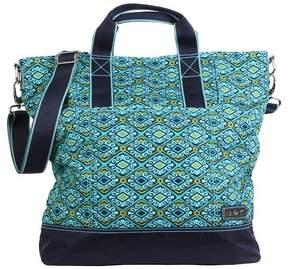 HADAKI Women's Hadaki Nylon French Market Tote Handbag
