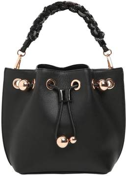Sophia Webster Romy Mini Leather Bucket Bag