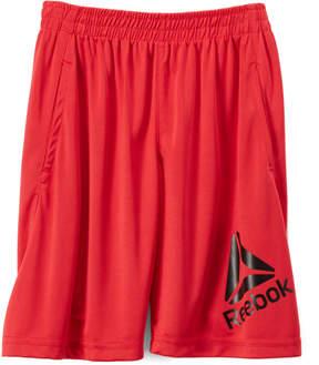 Reebok Red Rush Delta Logo Shorts - Boys