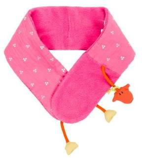 Catimini Girls' Printed Stole w/ Tags