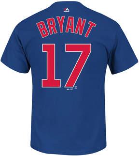 Majestic Kids' Kris Bryant Chicago Cubs Player T-Shirt, Big Boys (8-20)