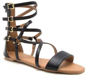 Qupid Hazy Strappy Sandal