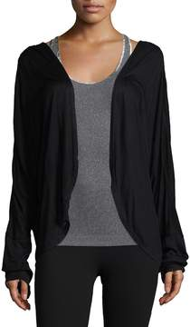 Electric Yoga Women's Solid Open Cardigan