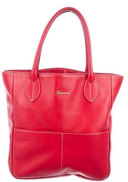 DSQUARED2 Small Leather Tote
