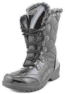 Khombu Angel Women's Lace Up Vylon Boot (insulated).