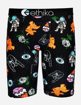 Ethika Patchworked Staple Boys Underwear
