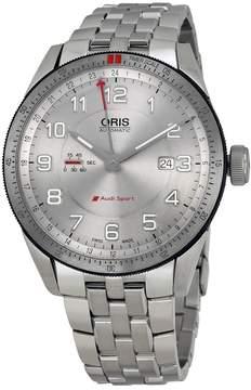 Oris Artix GT Audi Sport Automatic Silver Dial Stainless Steel Men's Watch 747-7701-4461MB