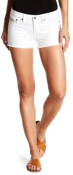 Big Star Alex Mid Rise Frayed Shorts